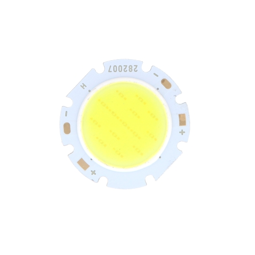 LED 3W mare - alb natural