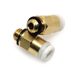Conector tub teflon - filet M6