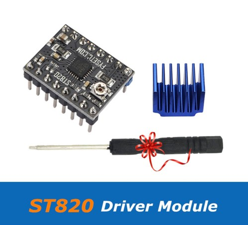 Driver ST820