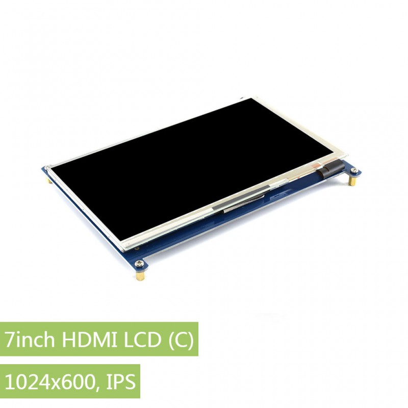 7 inch HDMI Display , Touch Screen, 1024x600