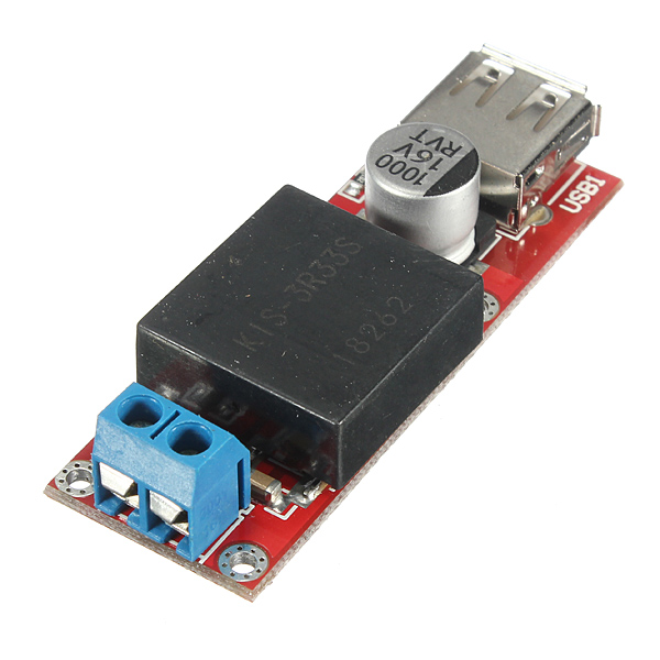Step-Down 7-24V to USB 5V/3A